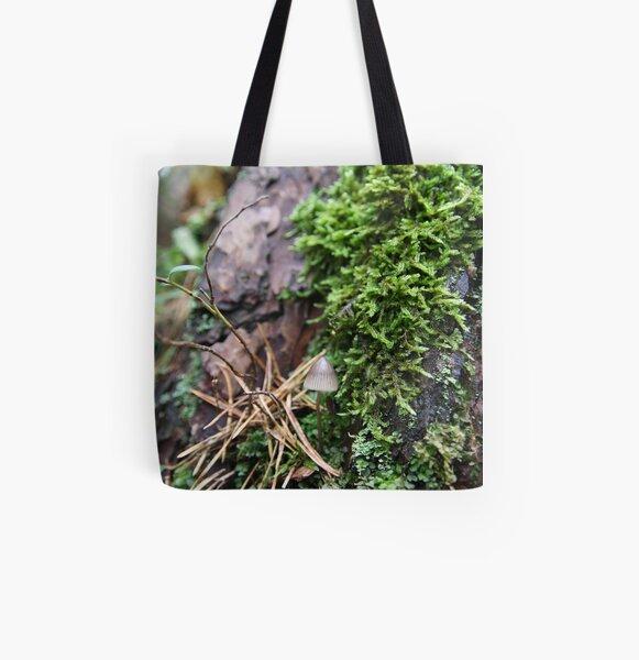 Mini World All Over Print Tote Bag
