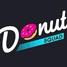 Donut Squad by zoljo