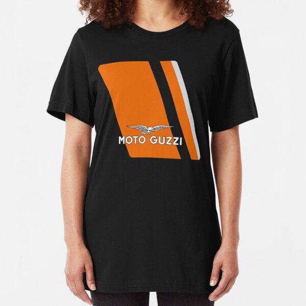 Guzzi Special Orange Slim Fit T-Shirt