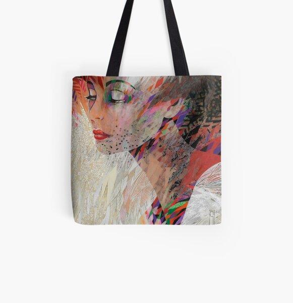 'Solitude' All Over Print Tote Bag