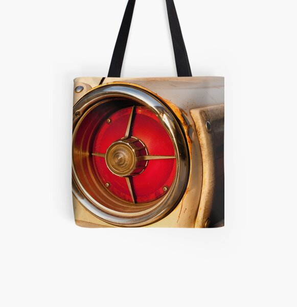 Woody All Over Print Tote Bag