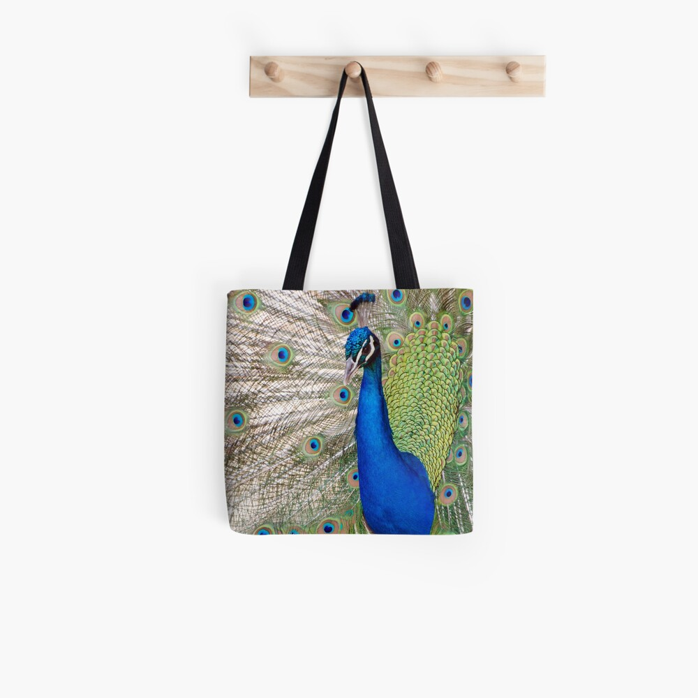 Peacock - Show Off Tote Bag