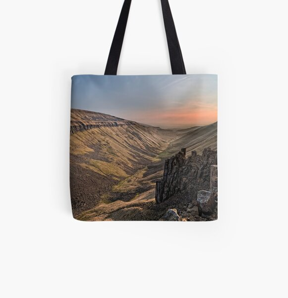 High Cup Nick All Over Print Tote Bag