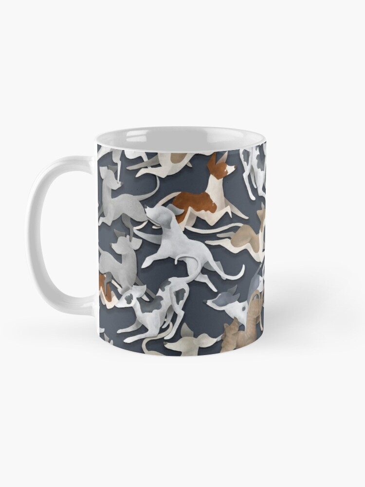 Alternate view of Sighthound Selection Mug
