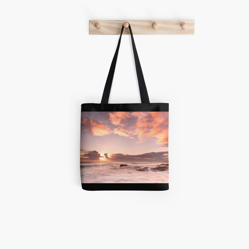 Seaton Sluice Tote Bag