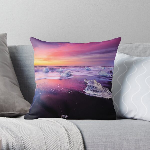 The Epitome of Enchanted Elegance Throw Pillow