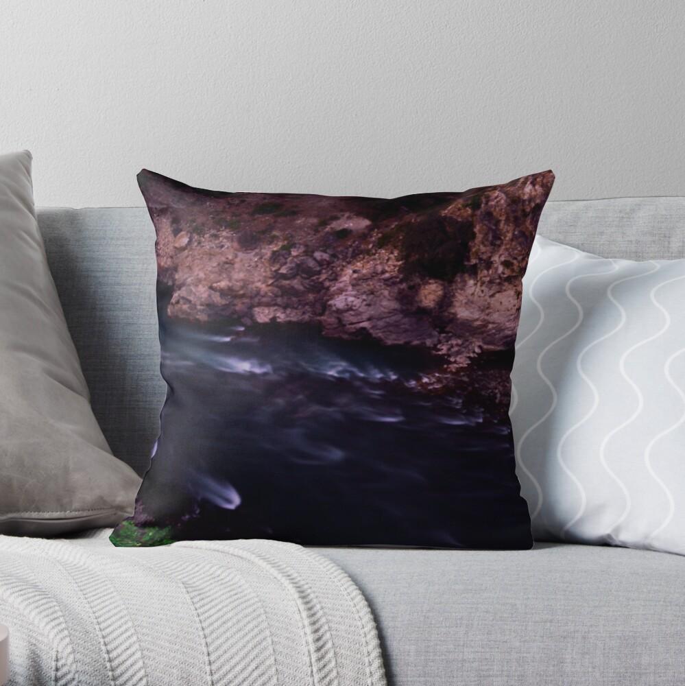 Rudraprayag Throw Pillow