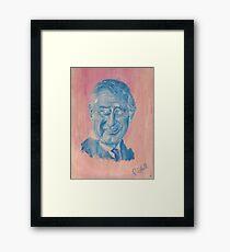 Charming Prince Charles Framed Print