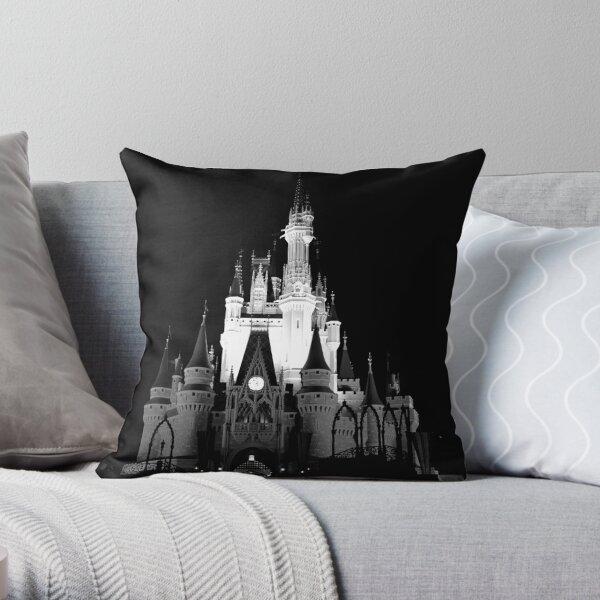 Where Dreams Come True Throw Pillow