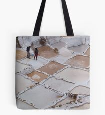 Salt Ponds, Maras Tote Bag