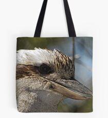 Kookaburra Portrait Tote Bag
