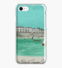 Robinsons Royal Hotel, Blackpool 1855 iPhone Case/Skin