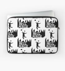 Between heaven and hell Laptop Sleeve