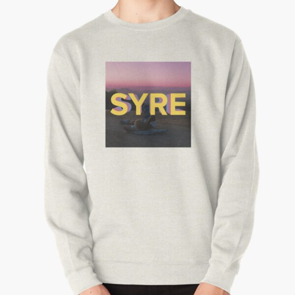 Jaden Smith SYRE Sweatshirt épais