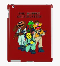 Muppet Ghostbusters iPad Case/Skin