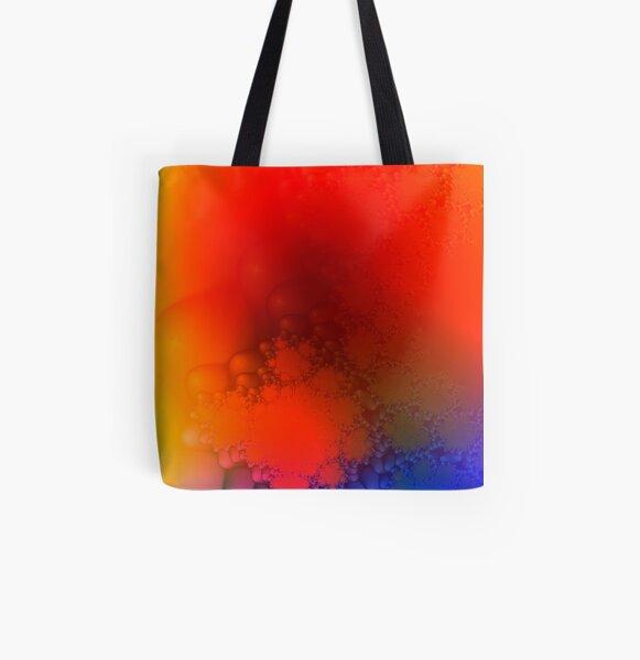 Aura Spectra I All Over Print Tote Bag