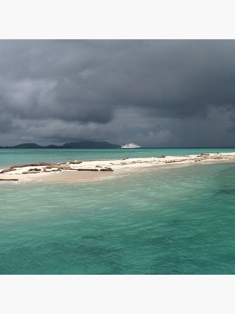 Squall at Hermit Atoll II by neoniphon
