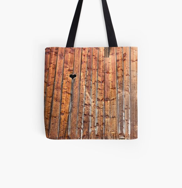 love in Savoie All Over Print Tote Bag