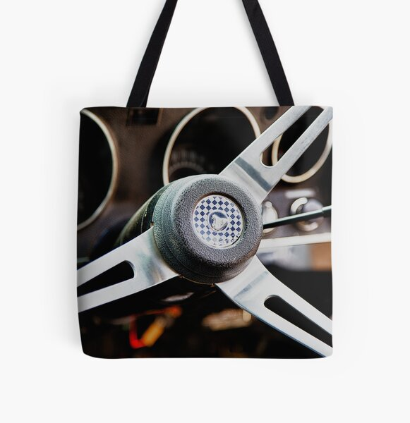 Holden on All Over Print Tote Bag