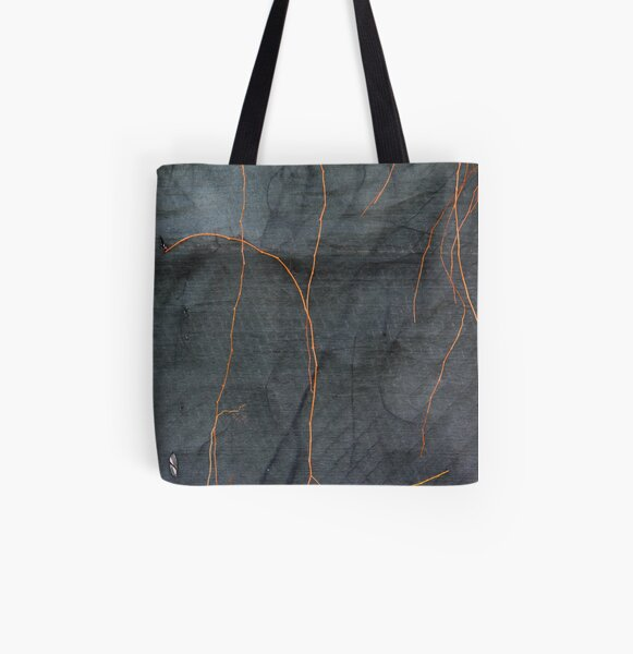 Layers All Over Print Tote Bag