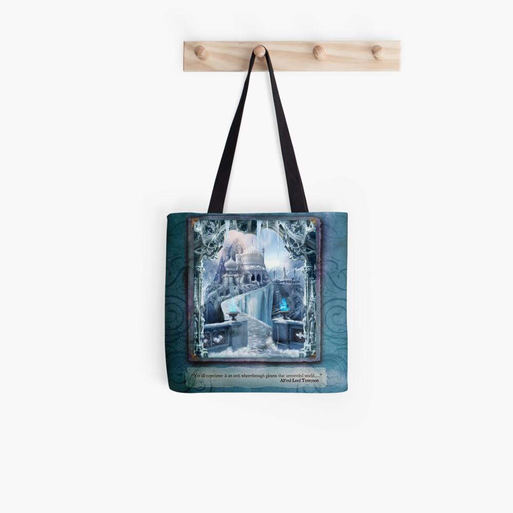 Daydreams Calendar - January Tote Bag