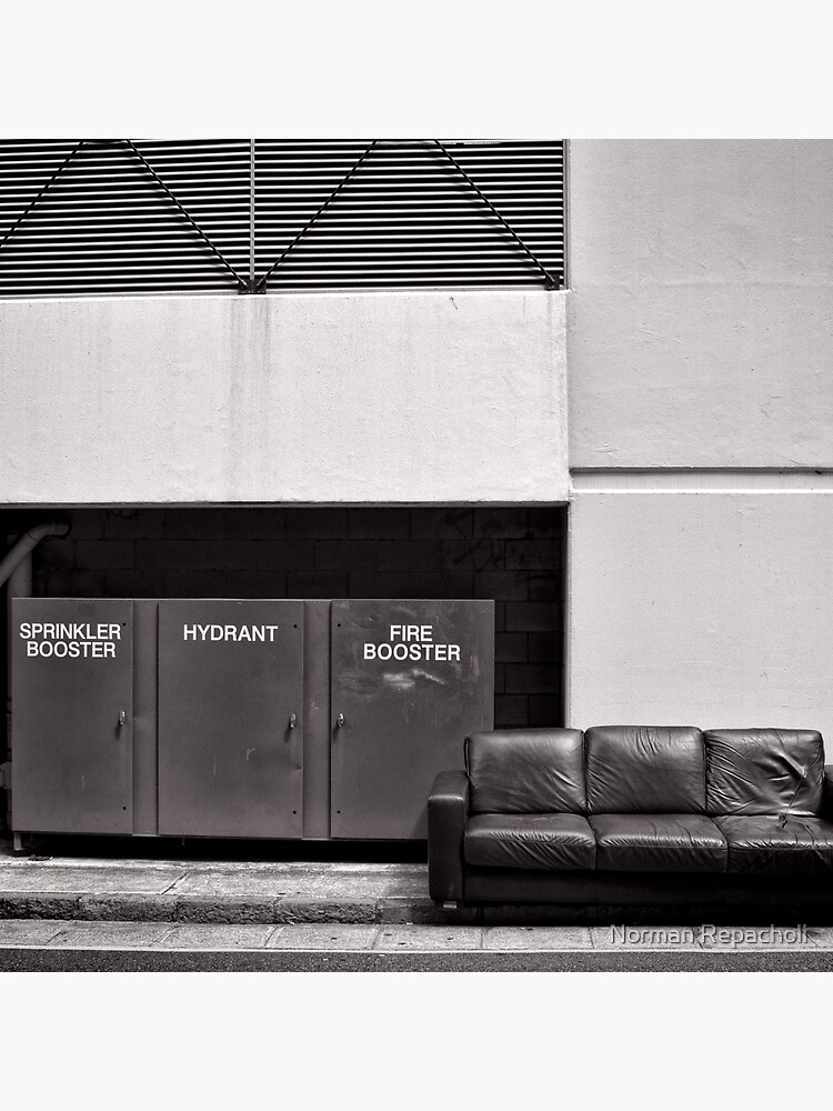 Seat by the fire (hydrant) - Brisbane - Australia by keystone