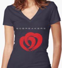 GBC Women's Fitted V-Neck T-Shirt