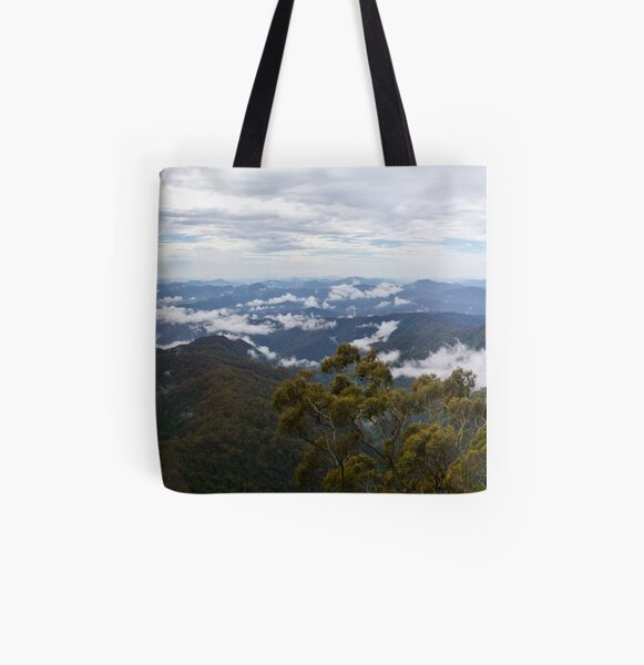Point Lookout All Over Print Tote Bag