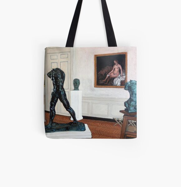 The Hotel Biron All Over Print Tote Bag