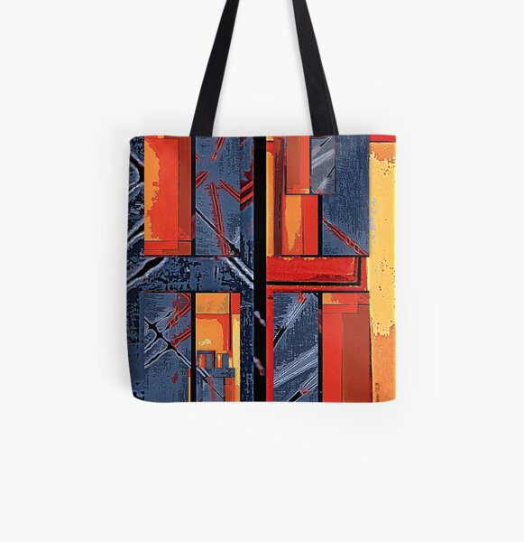 Windows of closed opportunities All Over Print Tote Bag