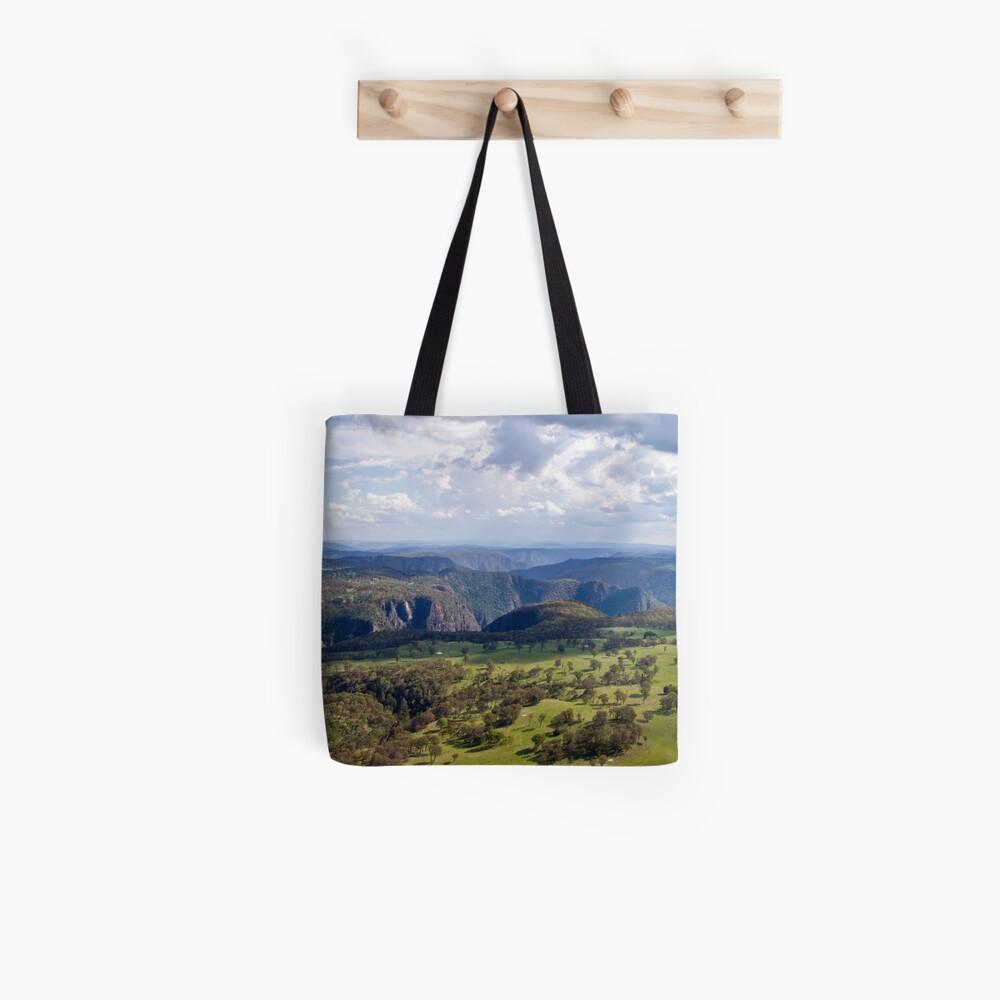 Wollomombi Falls Gorge Tote Bag