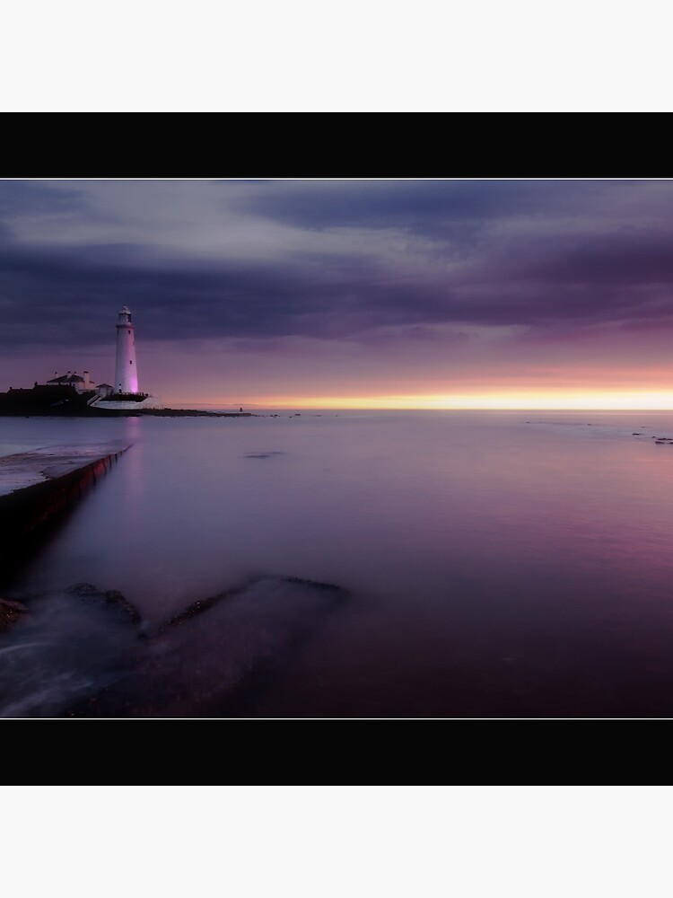 St Mary's Lighthouse by tontoshorse