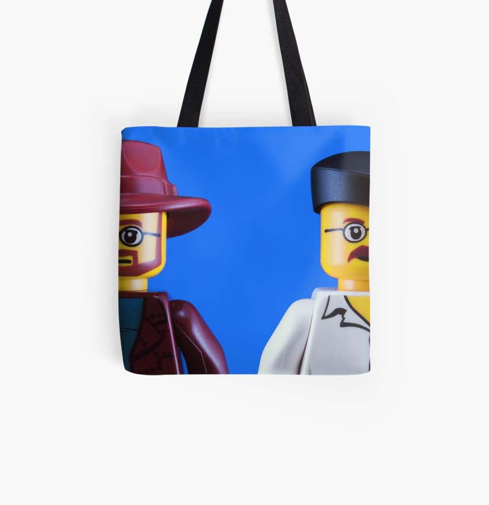 Mythbusters All Over Print Tote Bag
