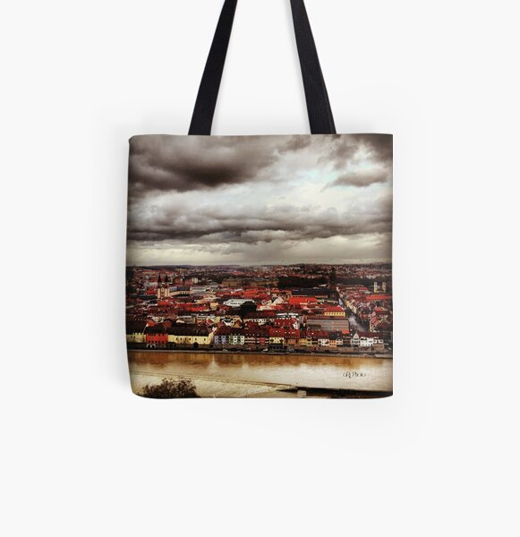 Wurzburg, Germany All Over Print Tote Bag