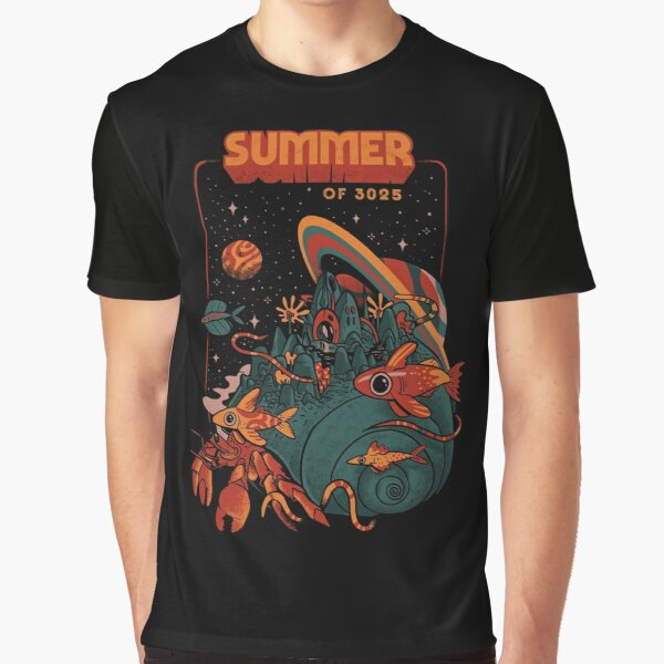 Summer magic of 3025 Graphic T-Shirt