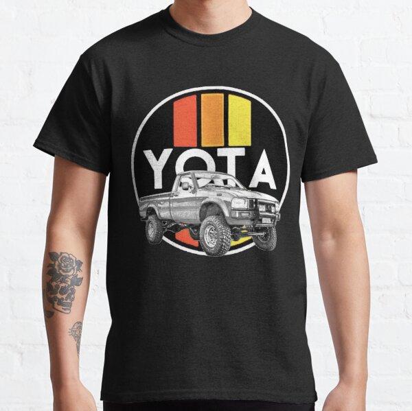 Retro Yota Classic T-Shirt