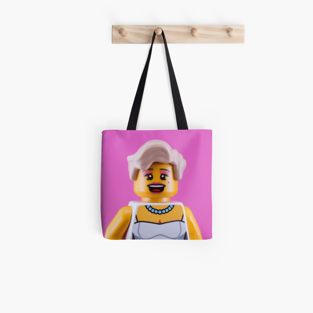 Marilyn Monroe Portrait Tote Bag