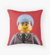 Gilbert Portrait Throw Pillow