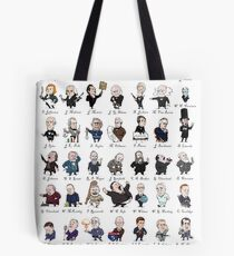 Presidents of the United States of America Tote Bag