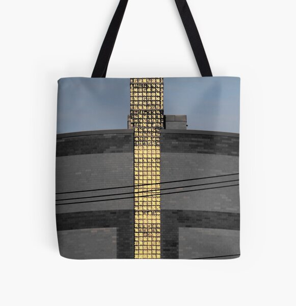 Shine Bright All Over Print Tote Bag
