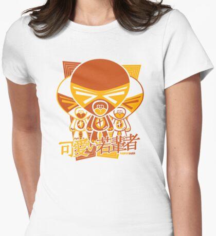 Tantrum Mascot Stencil T-Shirt