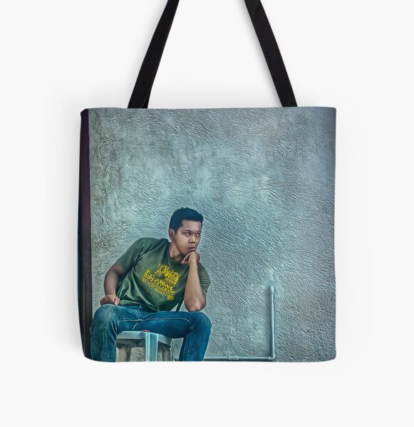 HDR All Over Print Tote Bag
