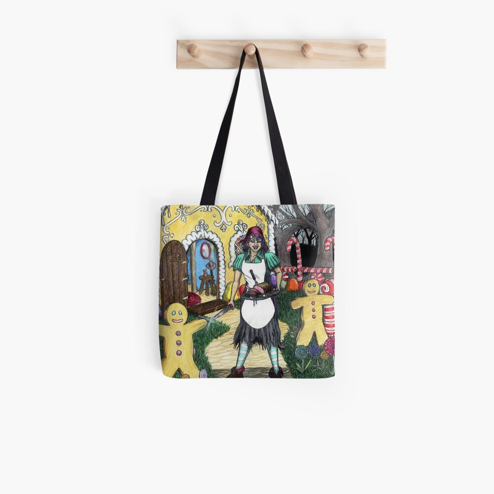 Just Desserts Tote Bag