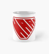 Haan SuperEmpowered (Red) Classic Mug