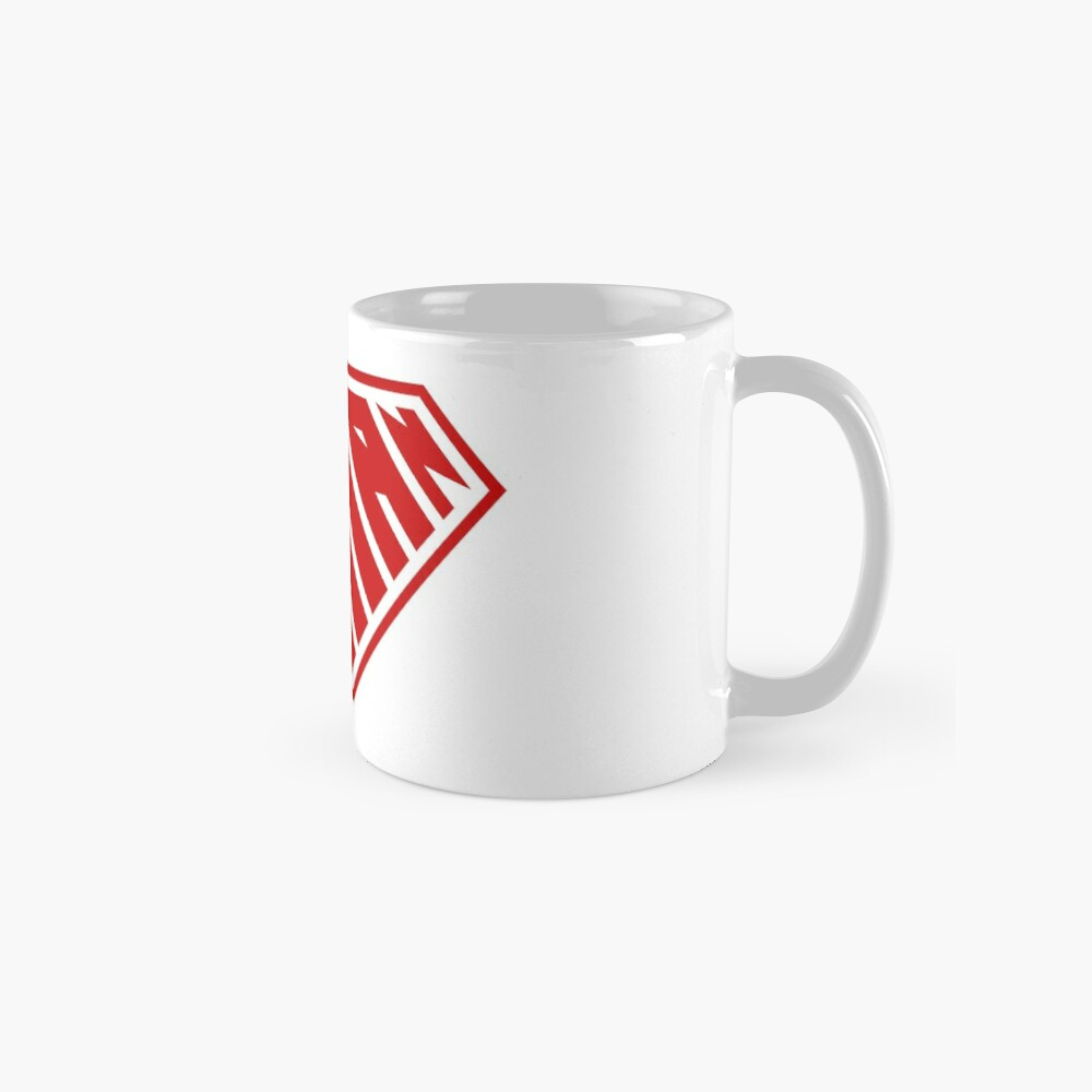Haan SuperEmpowered (Red) Standard Mug