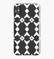 Musically generated Pattern #3. iPhone Case/Skin