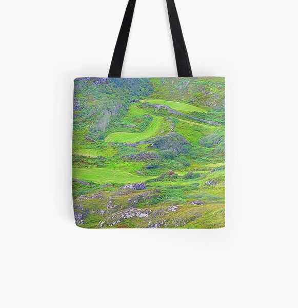 Planning A Summer Trek All Over Print Tote Bag