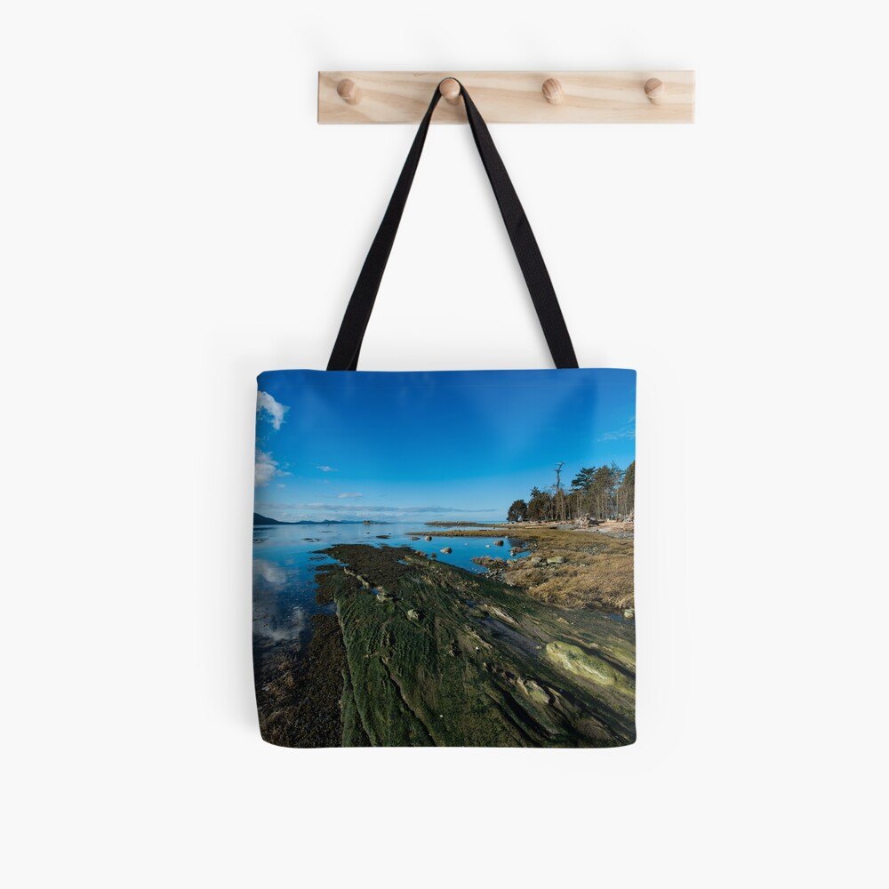 Cabbage Island Marine Park: Afternoon in January Tote Bag