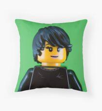 Antony Hegarty Portrait Throw Pillow