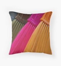 Rapunzel And Her Sisters Throw Pillow